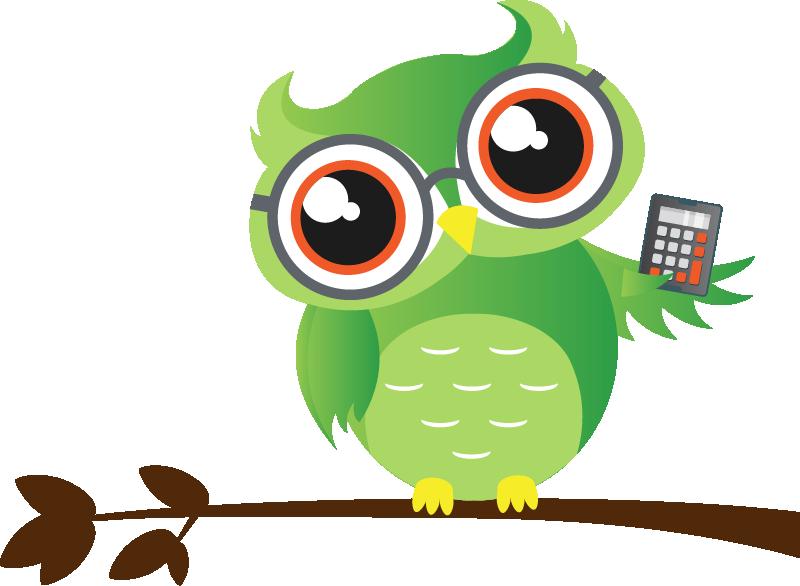 Olly the Owl - EPVS Mascot