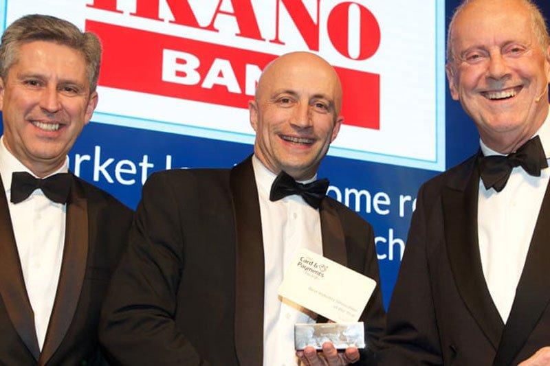 EPVS & Ikano win innovation award